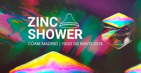 Traducciones TRIDIOM en Zinc Shower 2016
