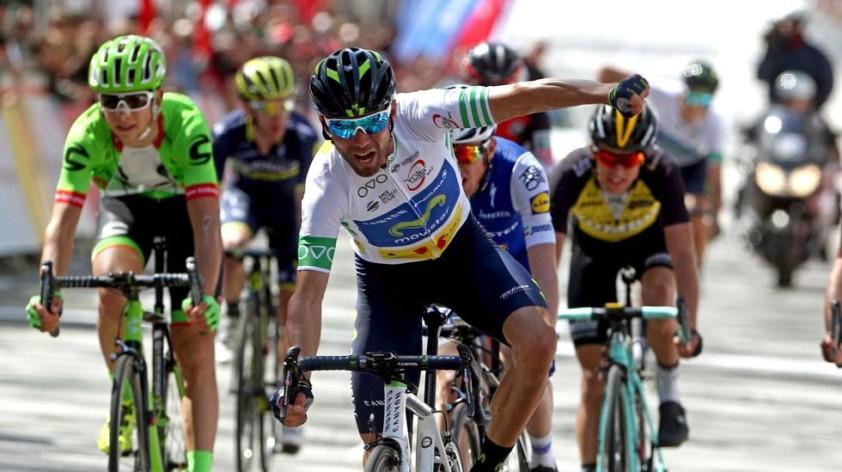 Vuelta a España: ¿Cabeza de carrera o tête de la course?, ¿escalador o grimpeur?